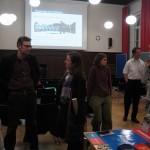 Präsentation von Regionalen Innovationen in der Aula der Hochschule für nachhaltige Entwicklung, Eberswalde